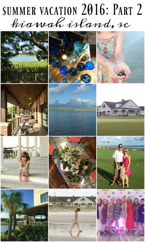 Summer Vacation 2016 Part 2 Kiawah Island, SC