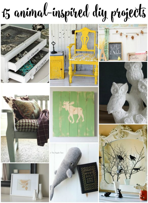 15-animal-inspired-diy-projects