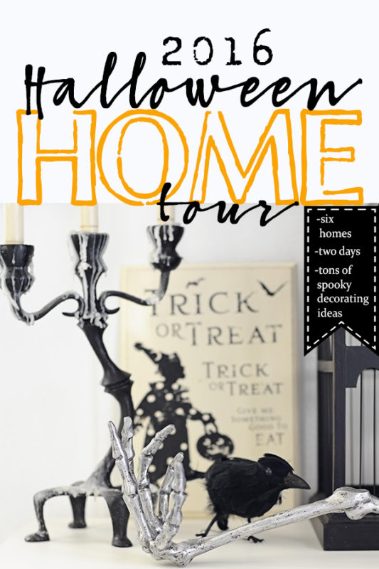 halloween-home-tour-2016 poster.