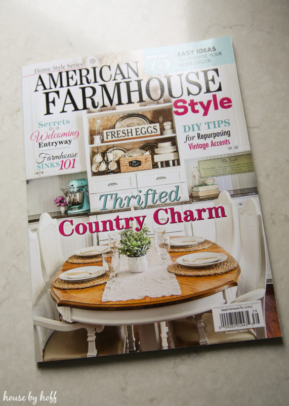 House by Hoff in American Farmhouse Style