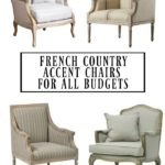 French Country Accent Chairs for All Budgets