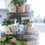 How to Style a Tiered Tray (My Super-Secret Formula for Tiered Tray Success…)