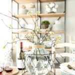 Blooming Spring Tablescape