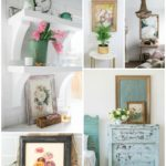 Vintage Floral Artwork that Has Me Swooning!