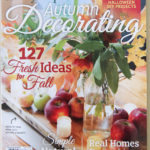 Our Home Featured in Country Sampler Autumn Decorating Issue