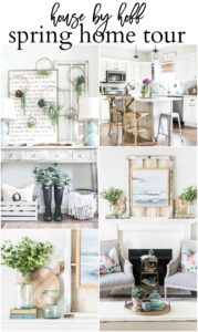 The Complete Spring Home Tour 2018