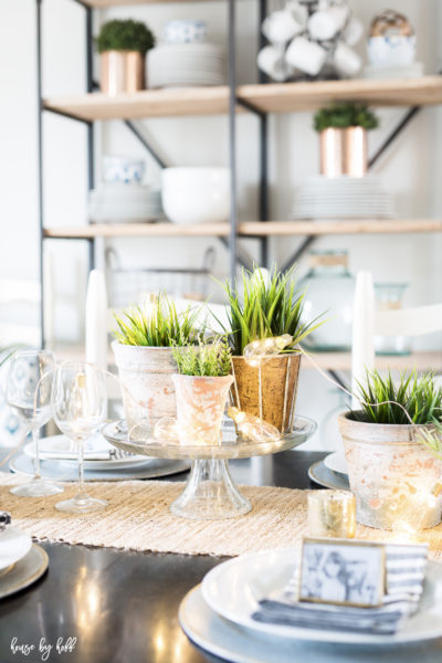 How to Transition Your Tabletop for Spring