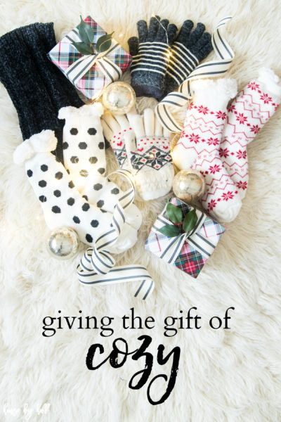 The Gift of Cozy