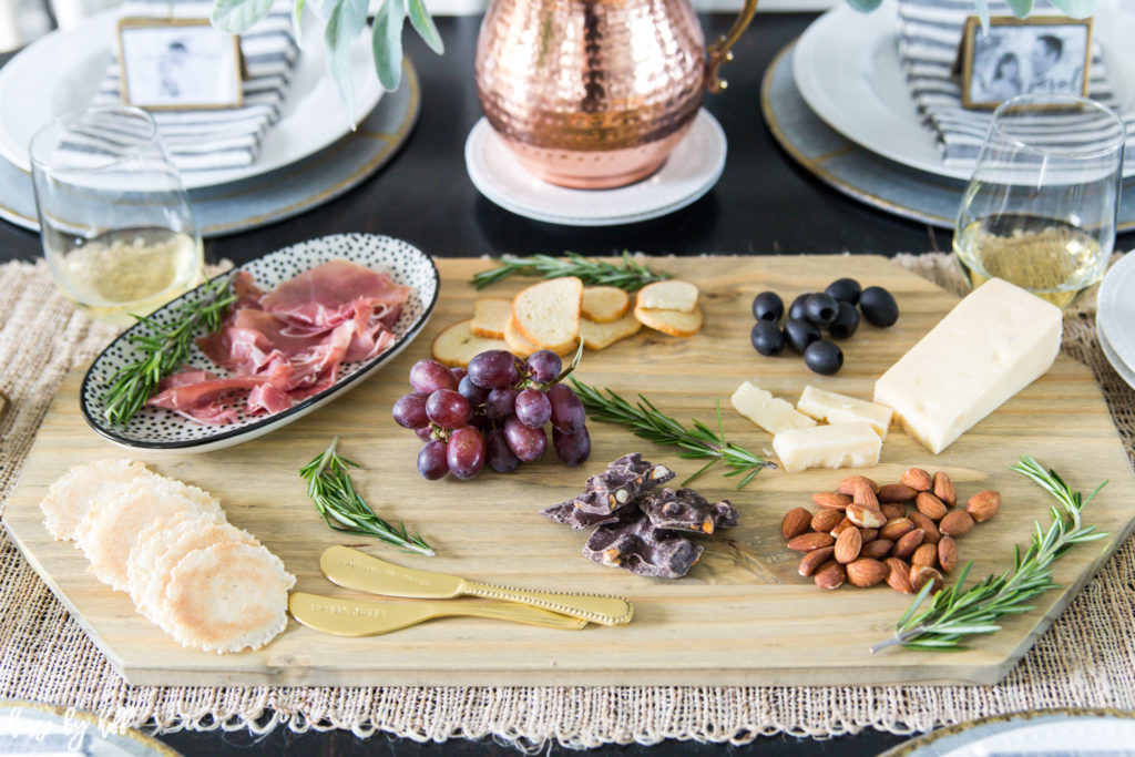 How to Create A Charcuterie Board via House by Hoff