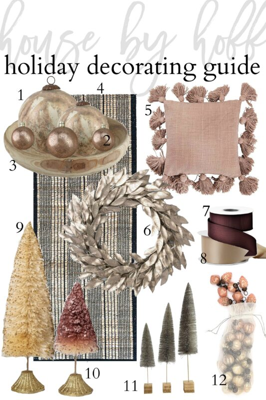 Holiday Decorating Guide