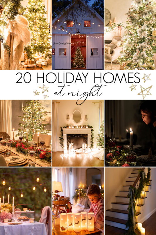 20 Holiday homes poster.