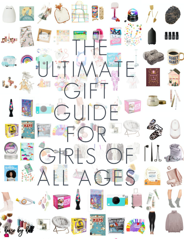 The Ultimate Gift Guide for Girls of All Ages